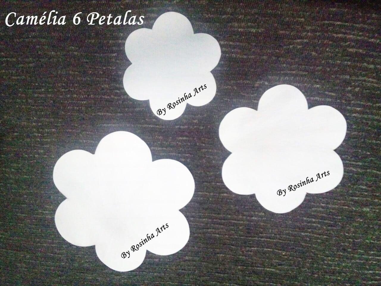 Kits Frete Gratis Moldes De Flores No Elo7