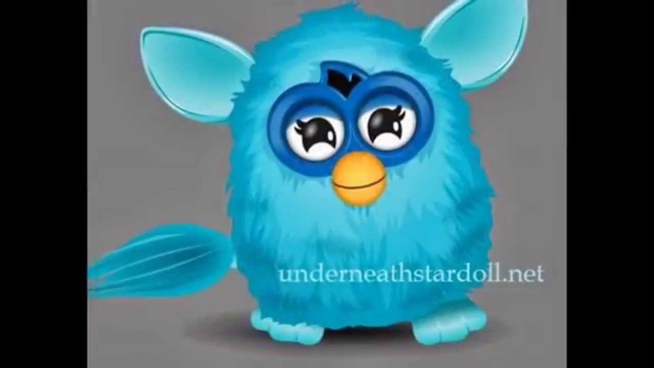 Furbys Em Desenho Ps Grates Em Stardoll