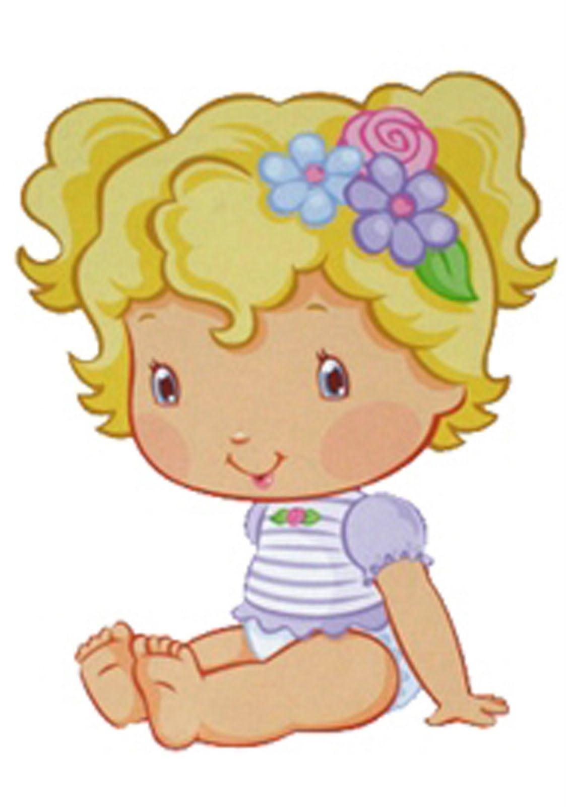 Moranguinho Baby é Strawberry