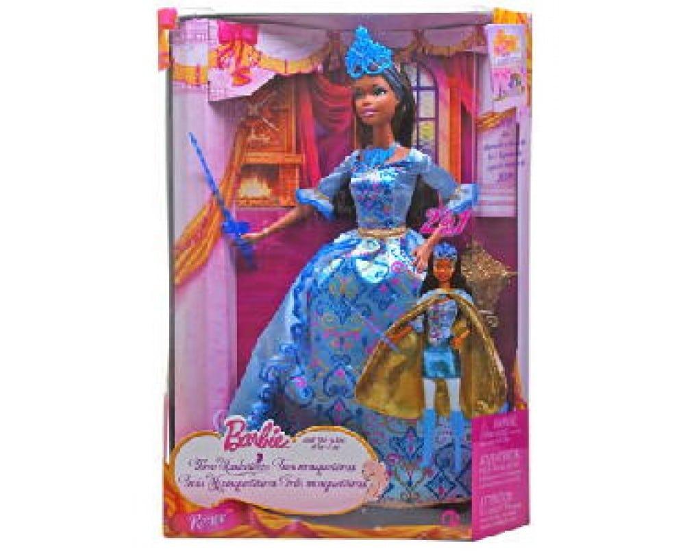 Barbie As Três Mosqueteiras