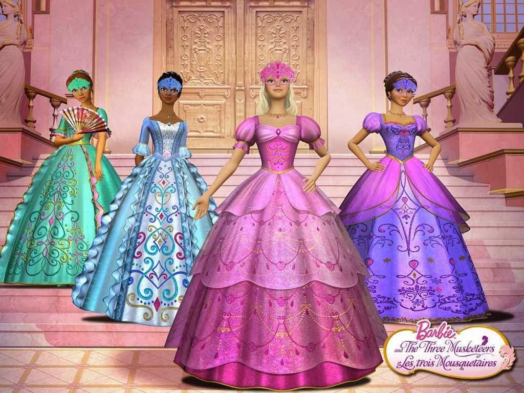 Doce Cantinho Da Rê  Wallpapers Barbie
