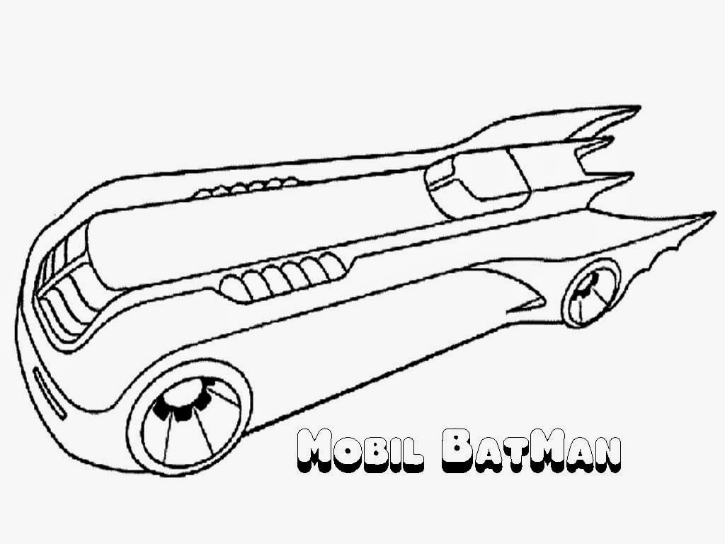 Desenhos Para Colorir E Imprimir Batman