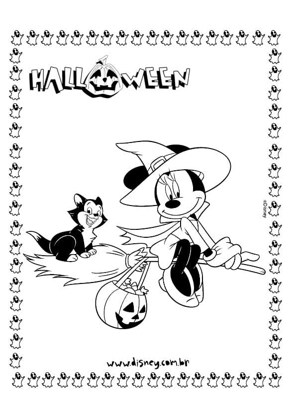 Desenhos Para Colorir Do Halloween  Confira Os Melhores Desenhos