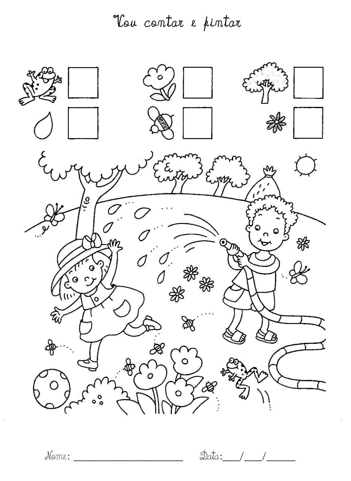 Desenhos De Casas Antigas Para Colorir – Pampekids Net