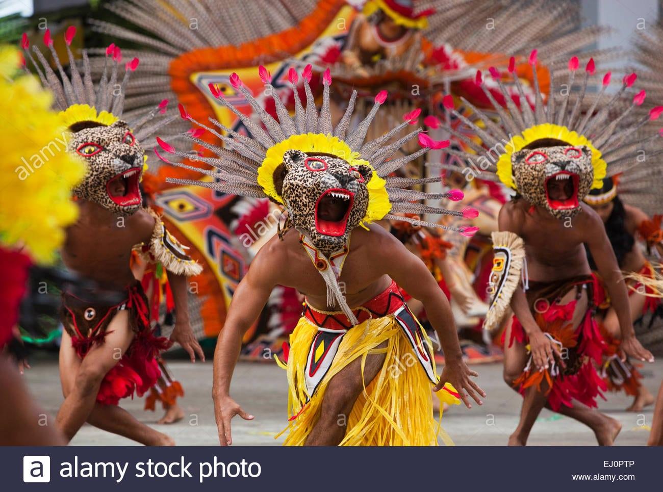 Jaguar Dancers, Performing, Boi