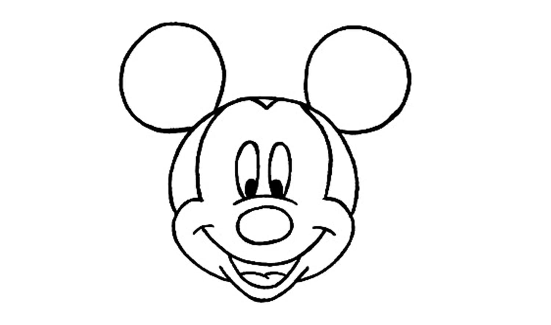 Como Desenhar O Mickey Mouse (disney)