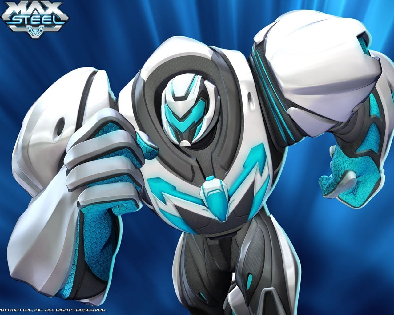 Max Steel Cartoon 2017 New