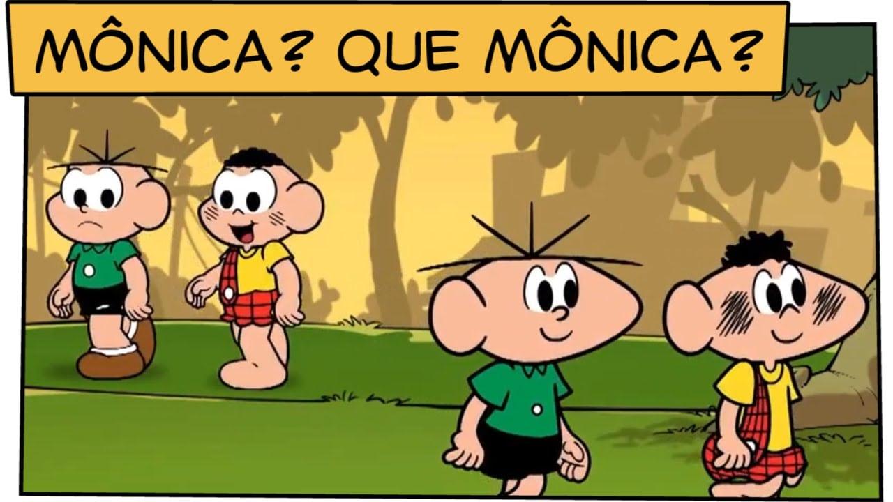 Mônica  Que Mônica