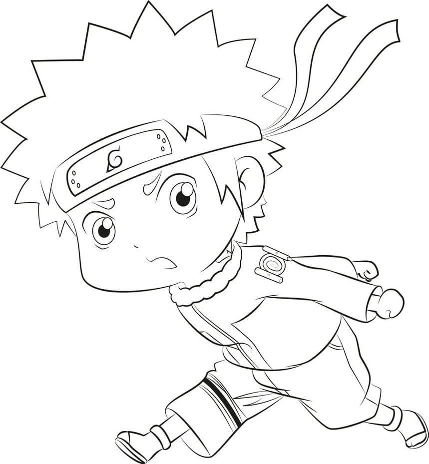 Pequeno Ninja Naruto By Gracy