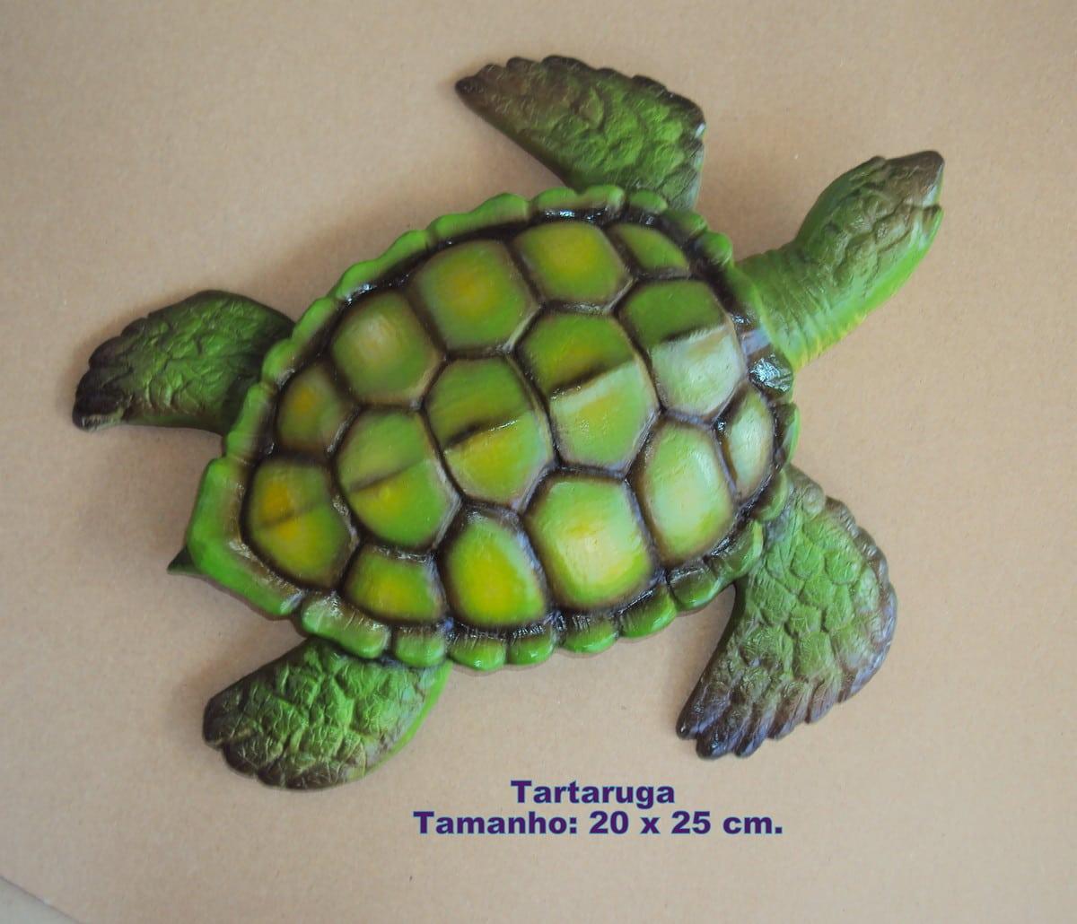 Tartaruga Marinha No Elo7