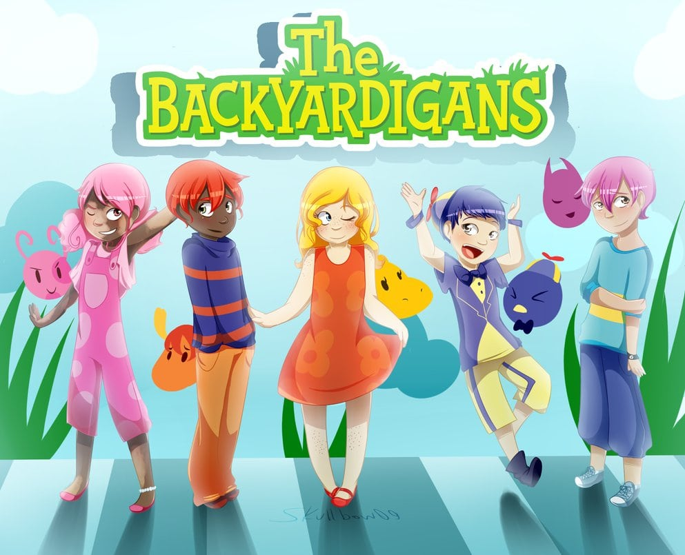 The Backyardigans By Skullbow09 On Deviantart