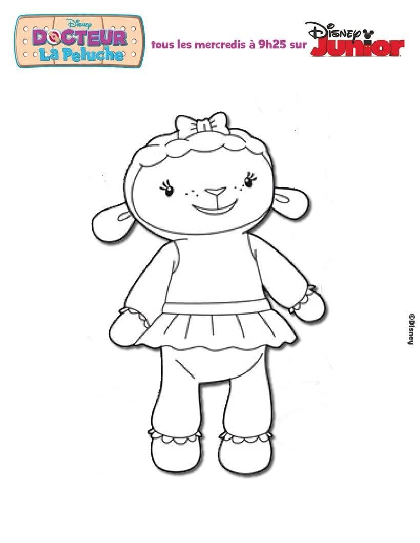 Lãzinha Doutora Brinquedos Desenhos