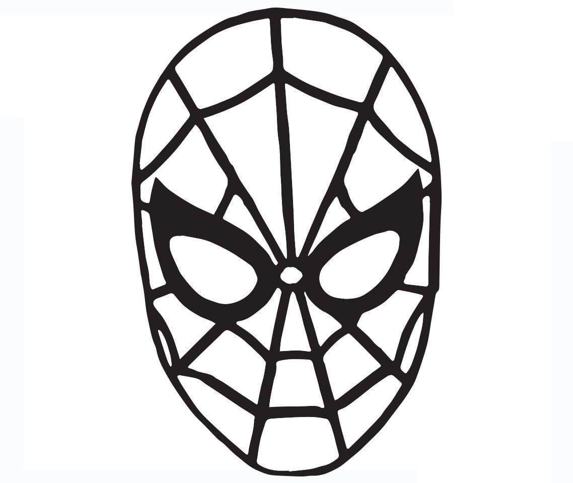 Desenhos Para Colorir E Imprimir Desenhos Do Homem Aranha Para