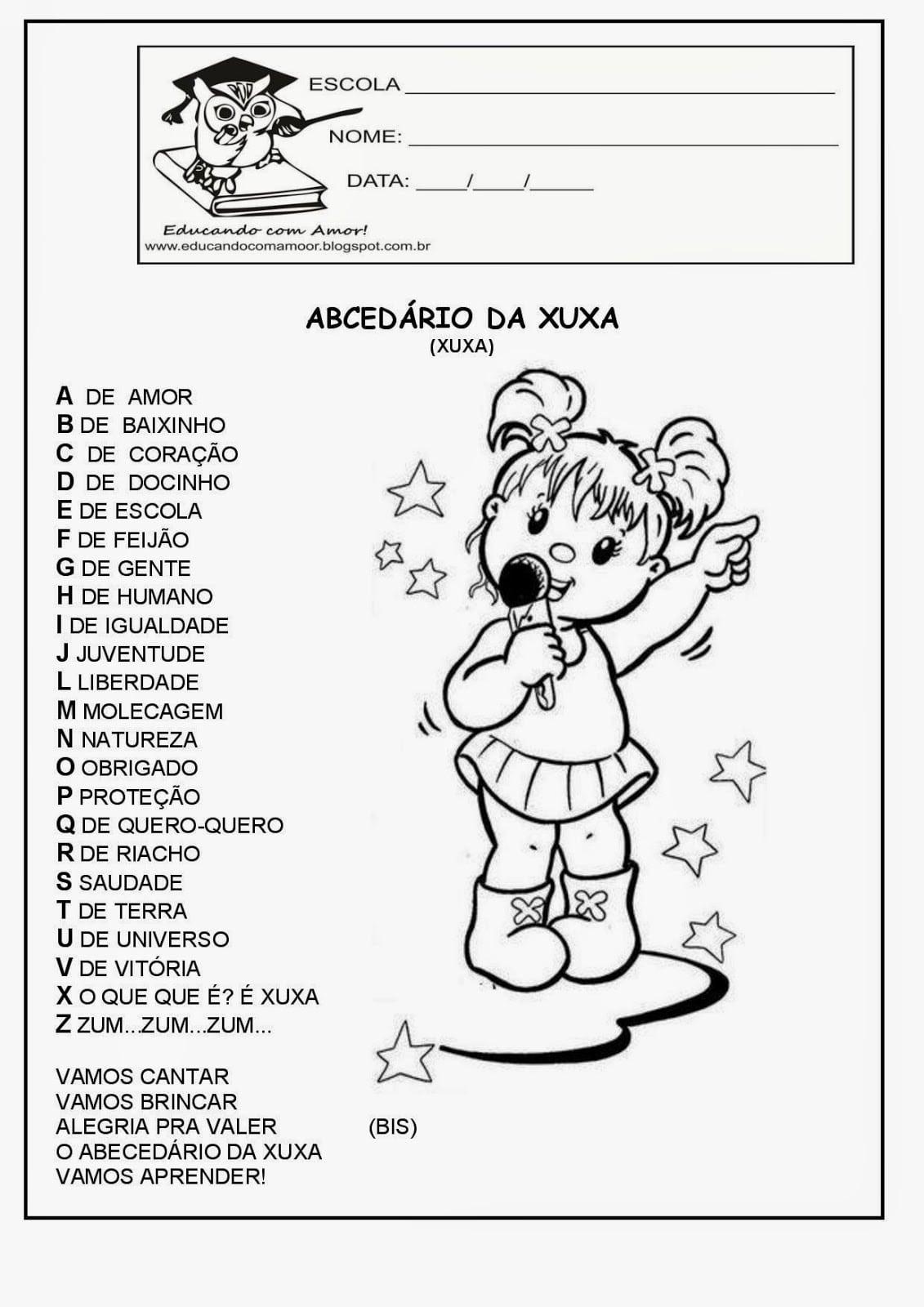 Educando Com Amor!  2014