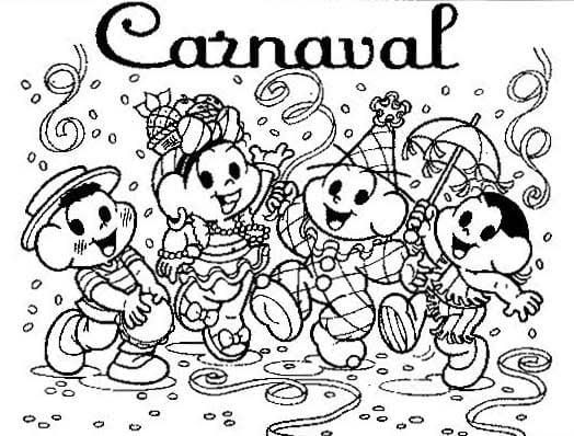 Atividades Infantis Sobre Carnaval