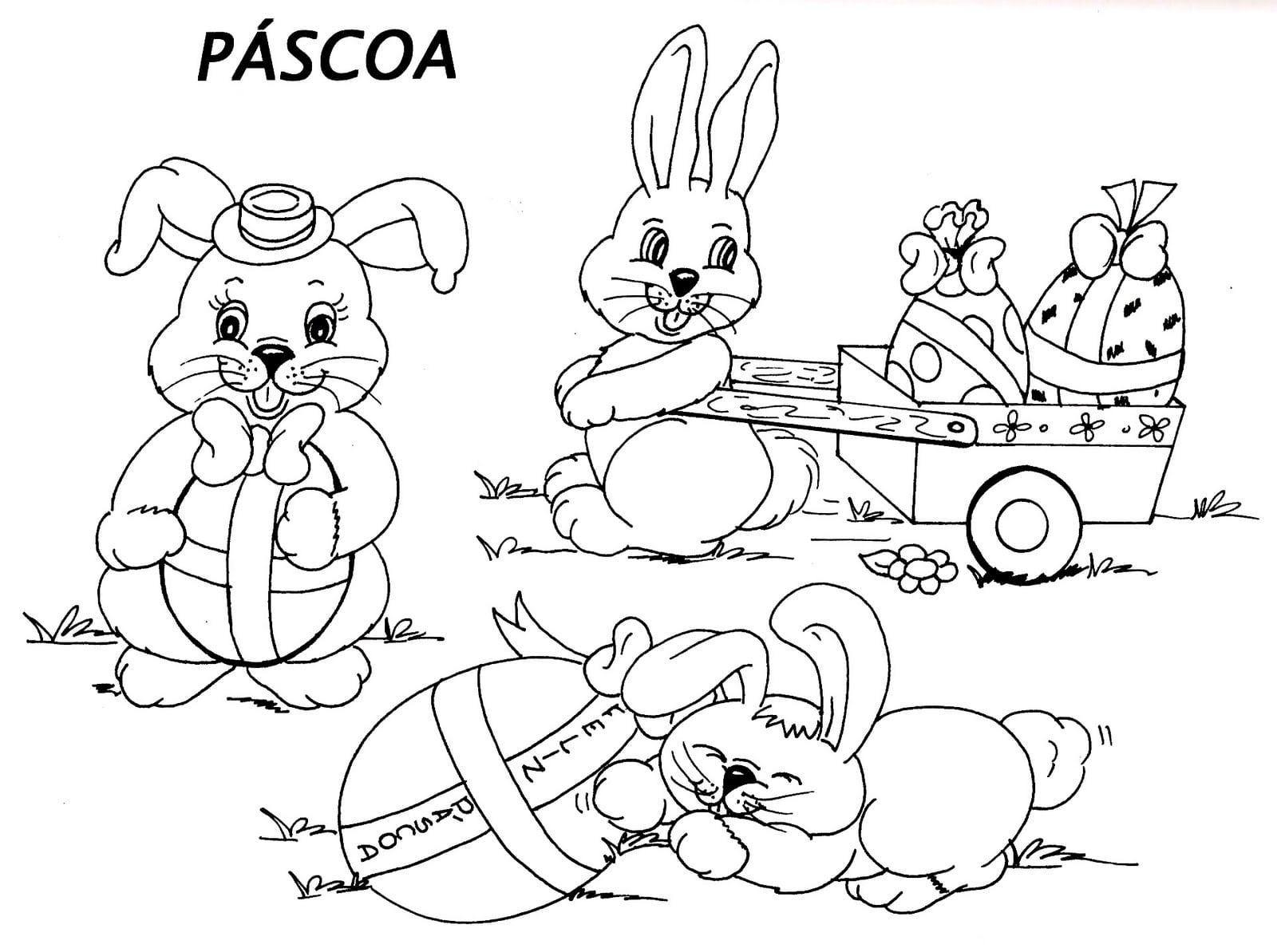 Desenhos Da Pascoa