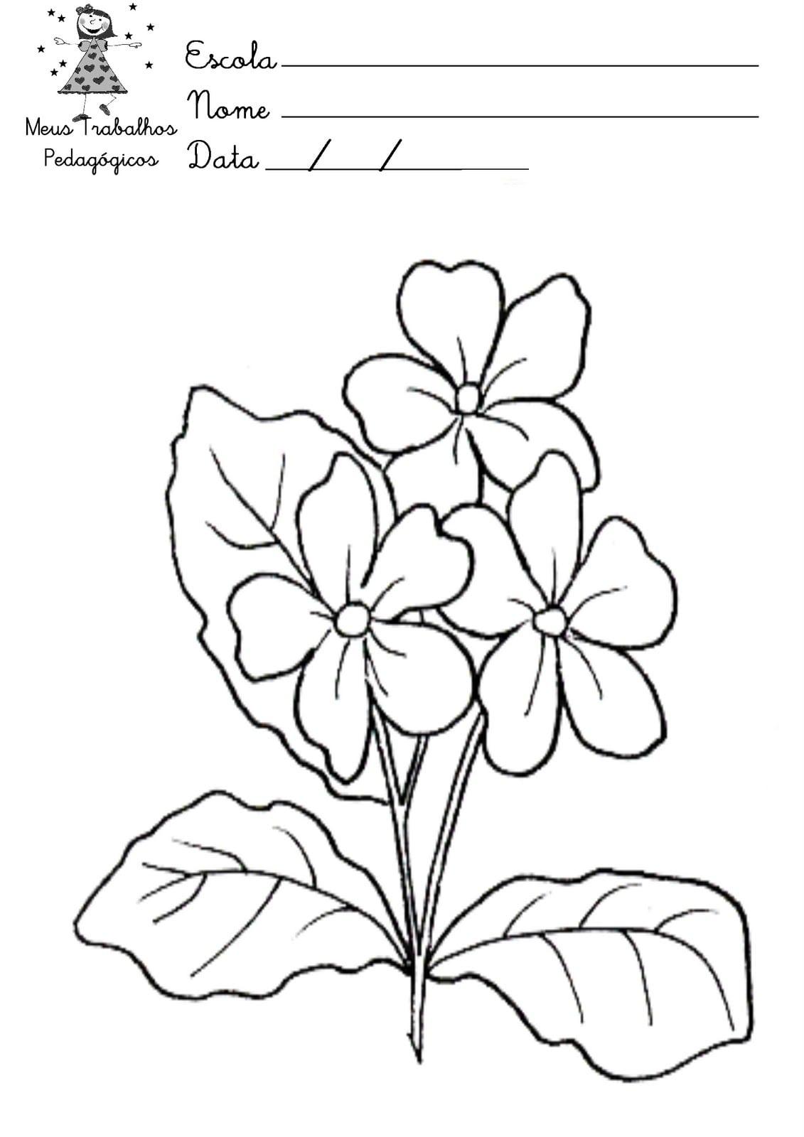 Desenhos De Primavera