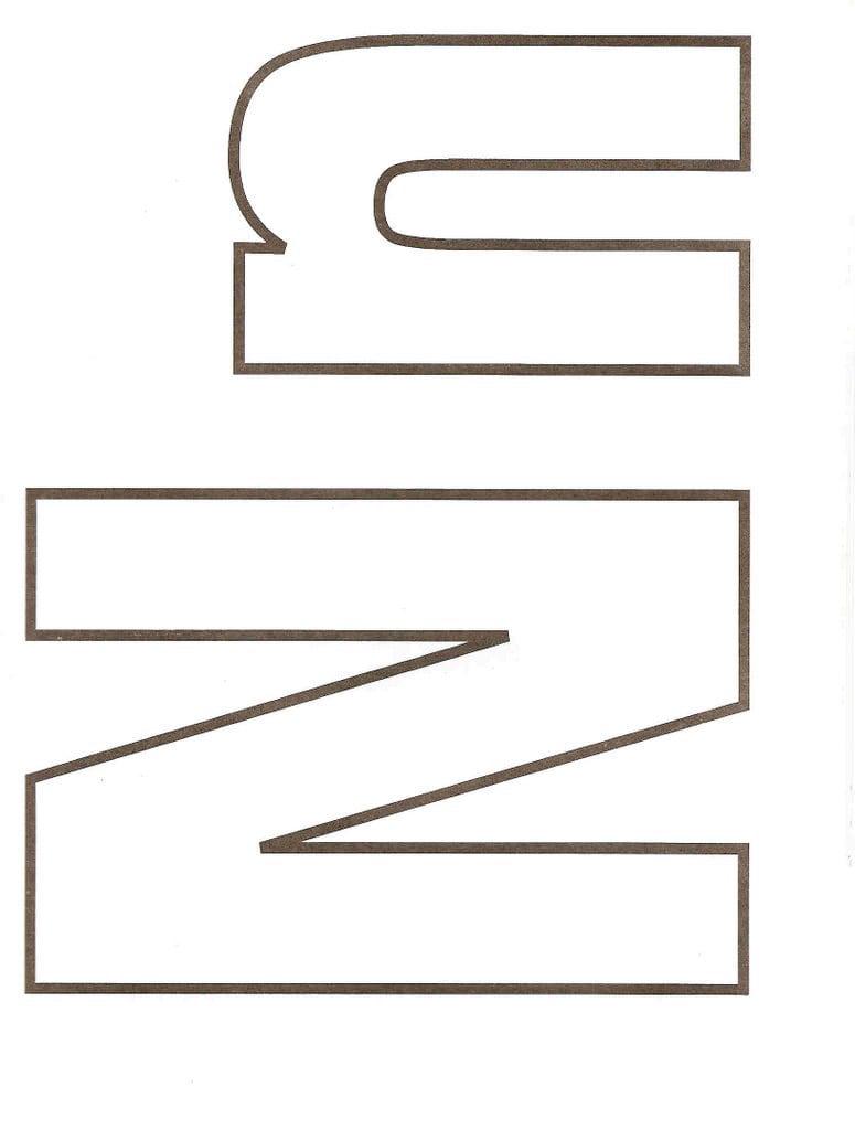 Como Desenhar As Letras Do Alfabeto