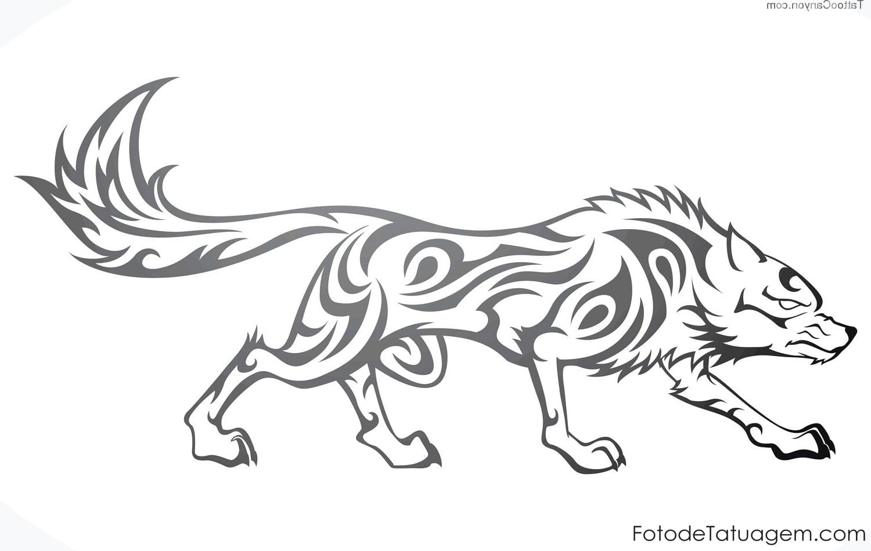 Desenhos Para Tatuagem De Cachorro