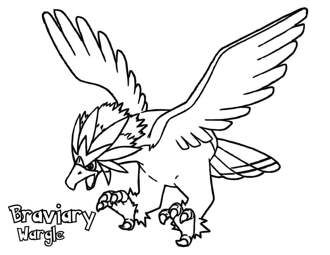 Dibujos De Pokémon Para Imprimir Y Colorear Con Sus Amigos