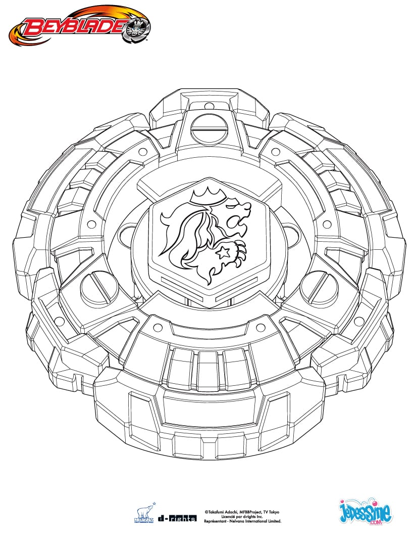 Enjoyable Inspiration Ideas Beyblade Coloring Pages Pictures 64