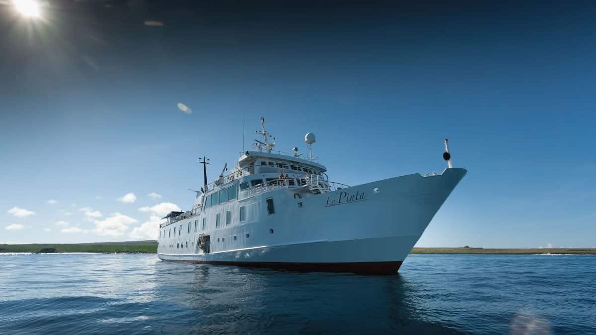 Yacht La Pinta Galapagos