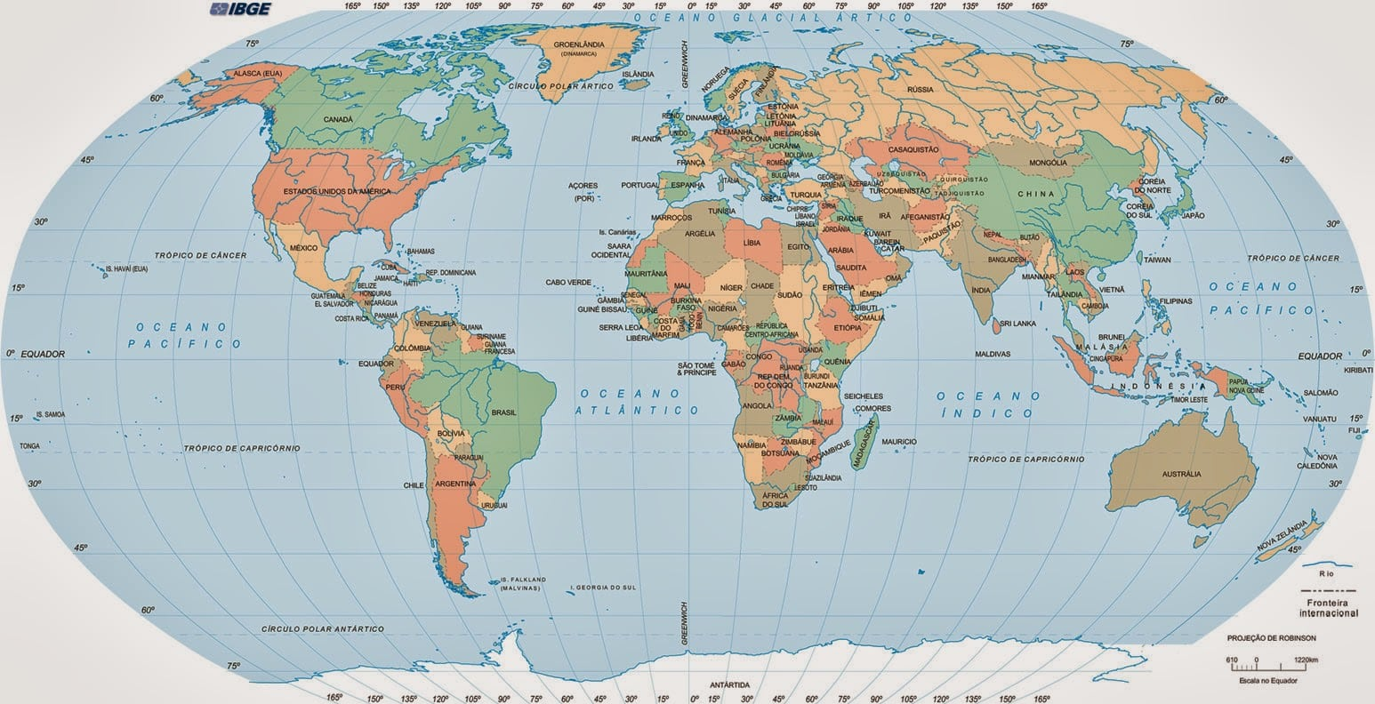 Imagenes De Mapa Mundi Politico