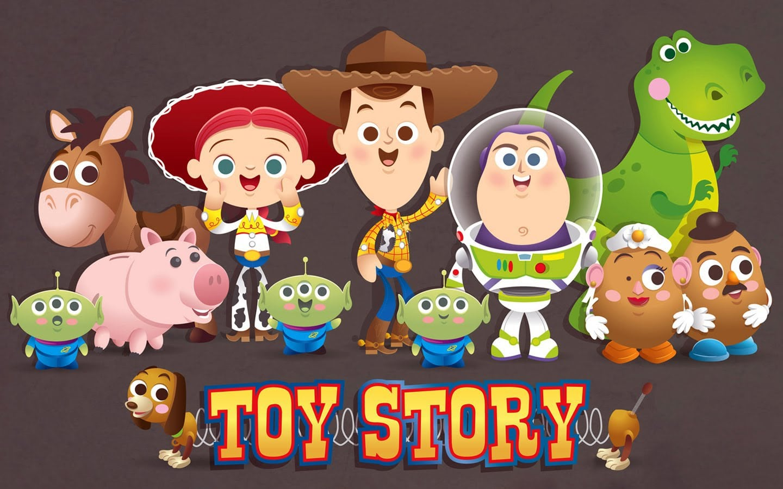Filme Toy Story [playlist] Toys Woody Buzz Light Desenho Completo