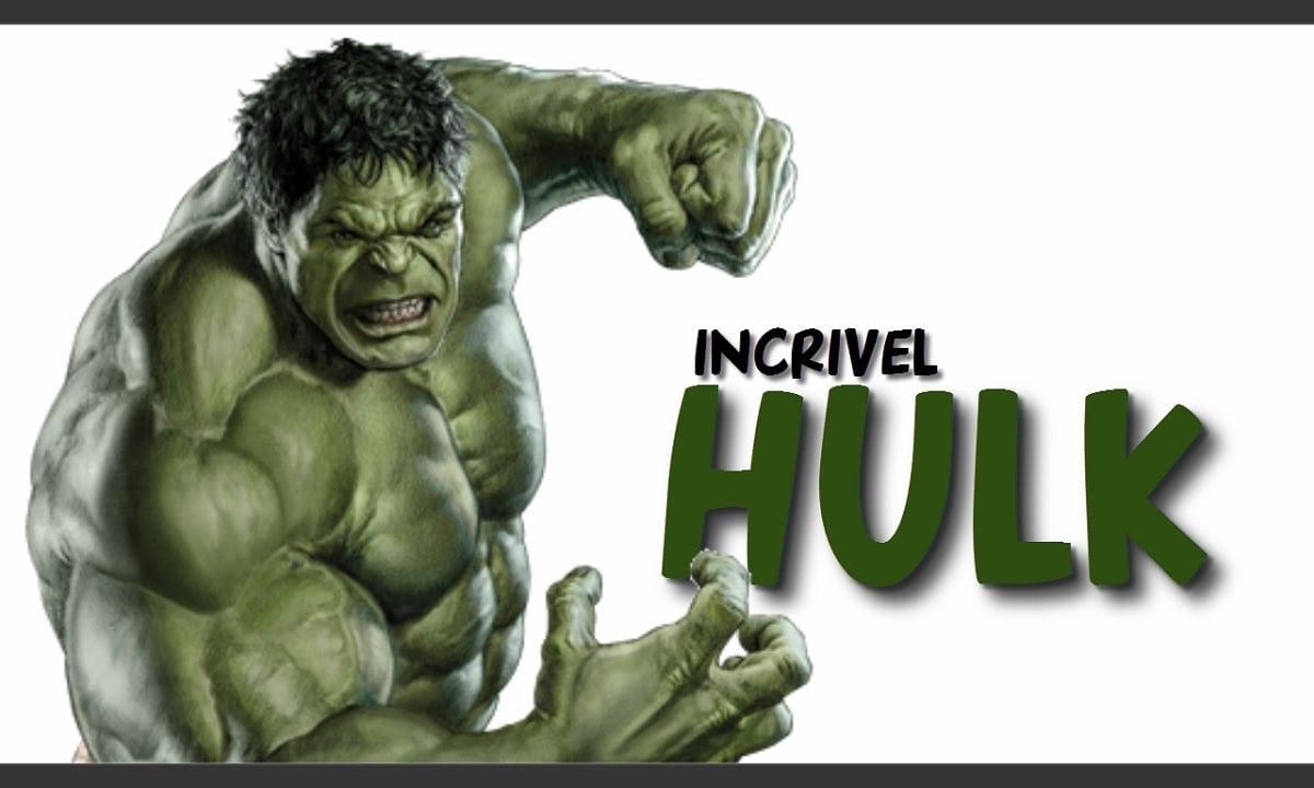 Hulk  Desenhos Para Colorir