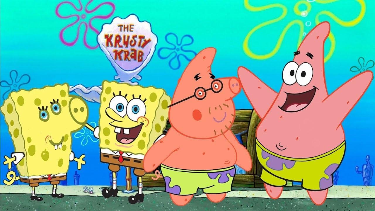 Peppa Pig, Desenho Colorir, Bob Esponja (sponjebob), Patrick