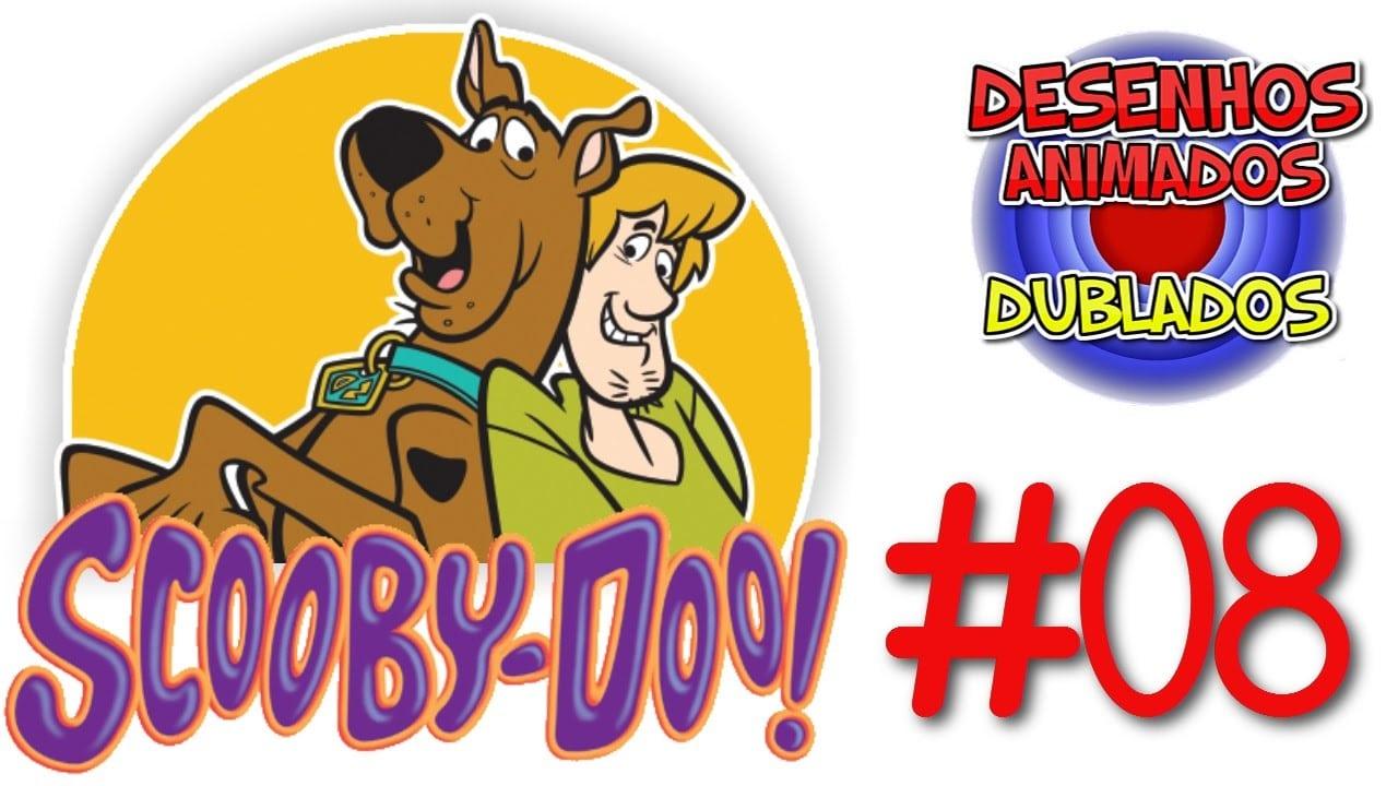 Scooby Doo Desenhos Para Colorir  08