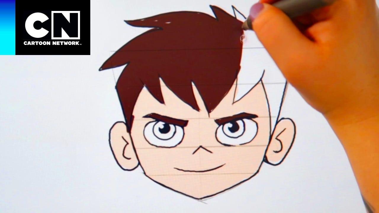 Aprenda A Desenhar Ben!