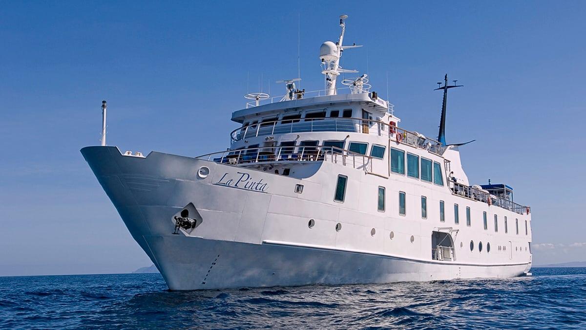 Photos Of Yacht La Pinta
