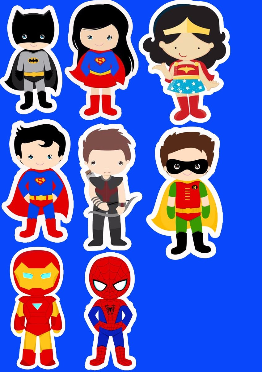 Tags Super Herois