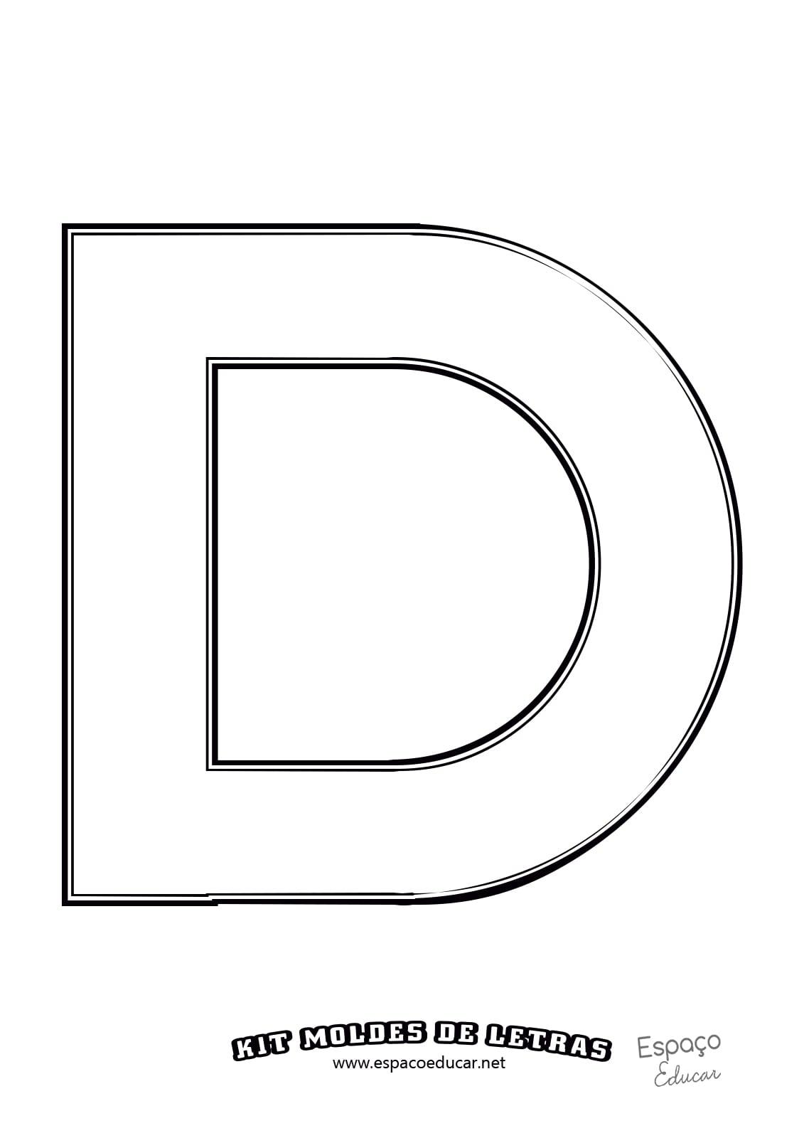 Letras Do Alfabeto Para Imprimir Separadas