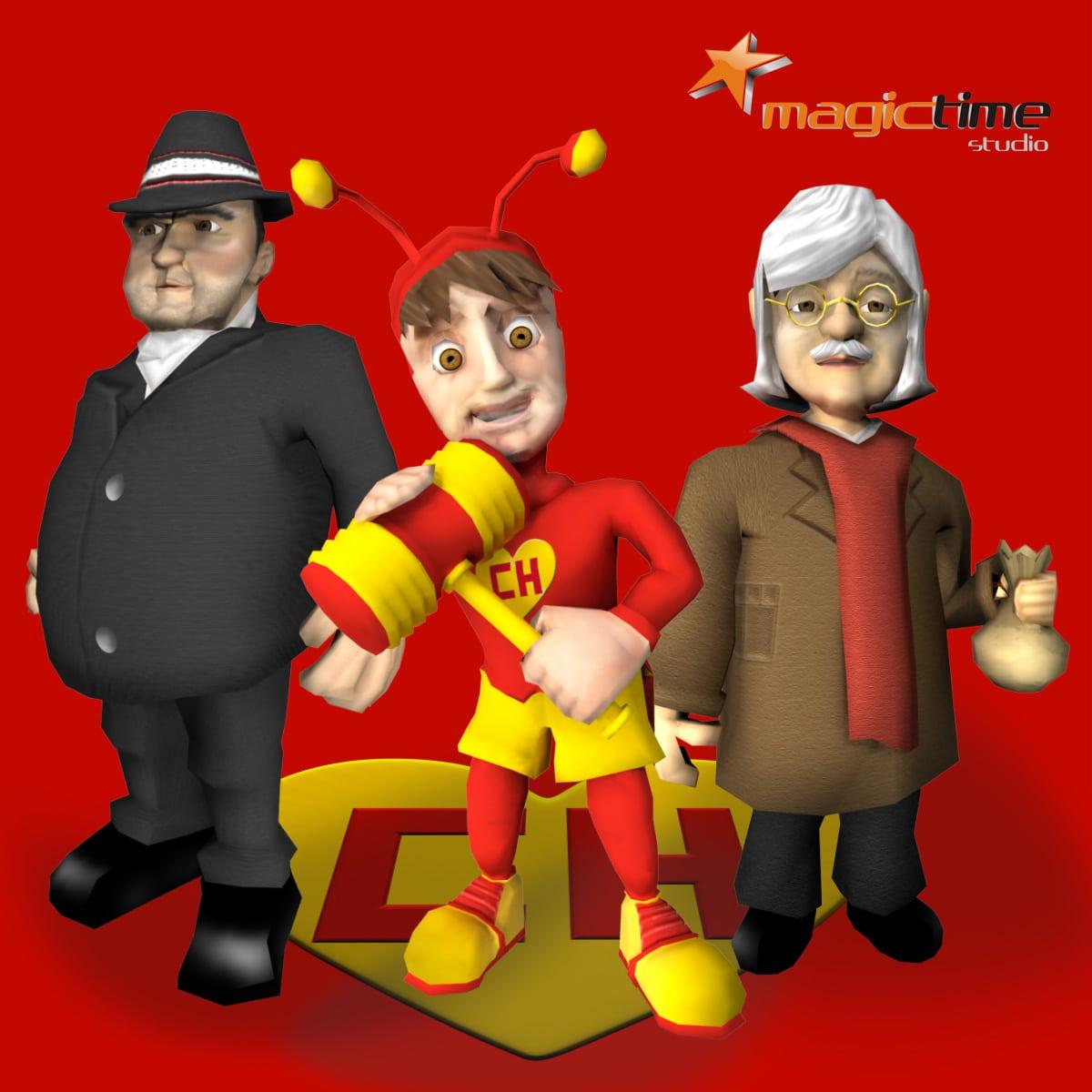 Entrevista Com A Equipe Da Magic Time Studio – Indie Games Brasil