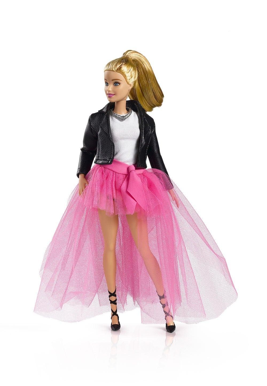 Las Revistas De Moda Diseñan Para Barbie