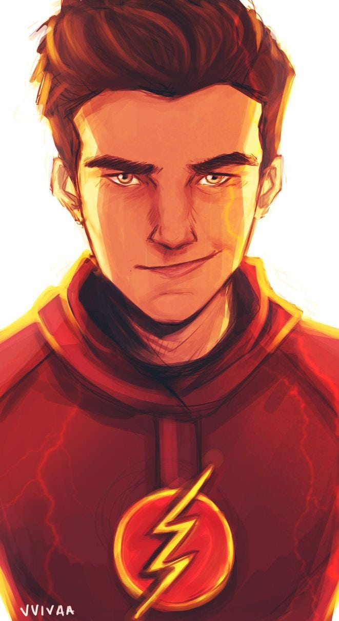 The Flash By Vvivaa  Holy Fuck My Heart Just Skipped A Beat Dammmn