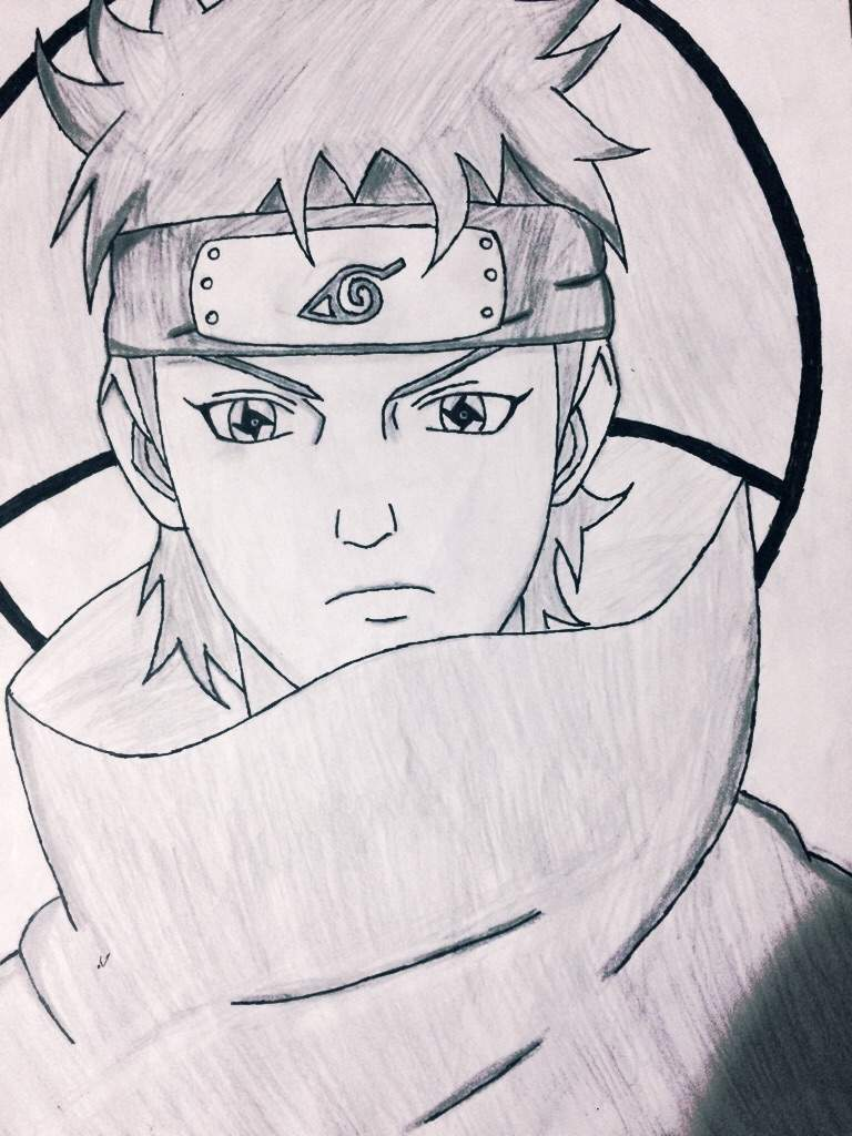 O Que Acharam Do Meu Desenho Do Shisui