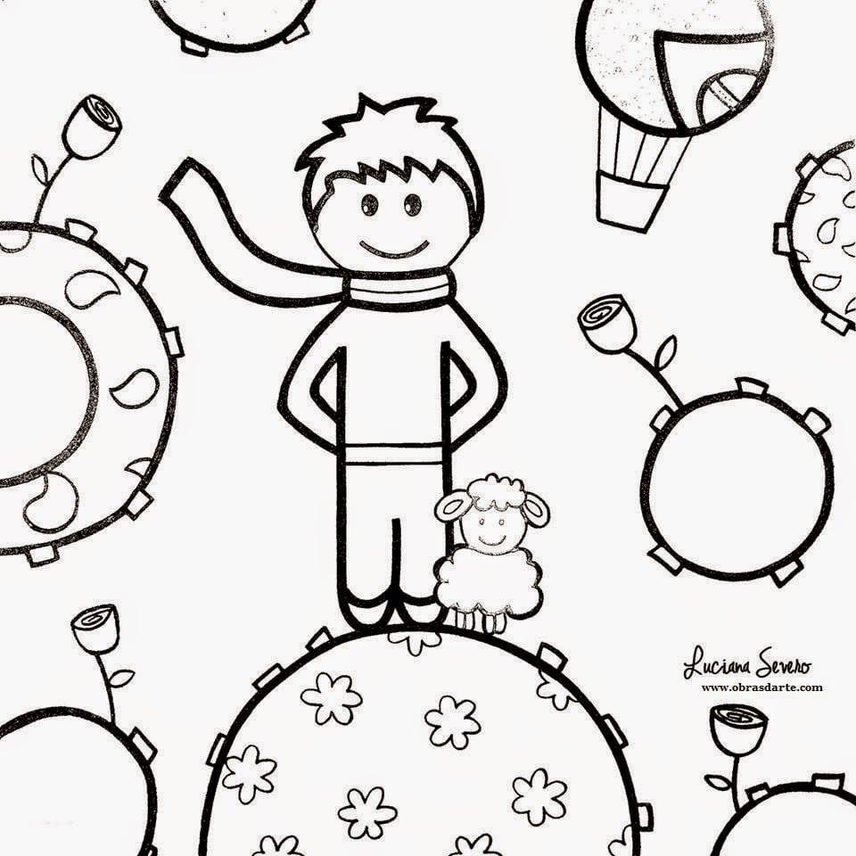 Desenhos Para Colorir Pequenos
