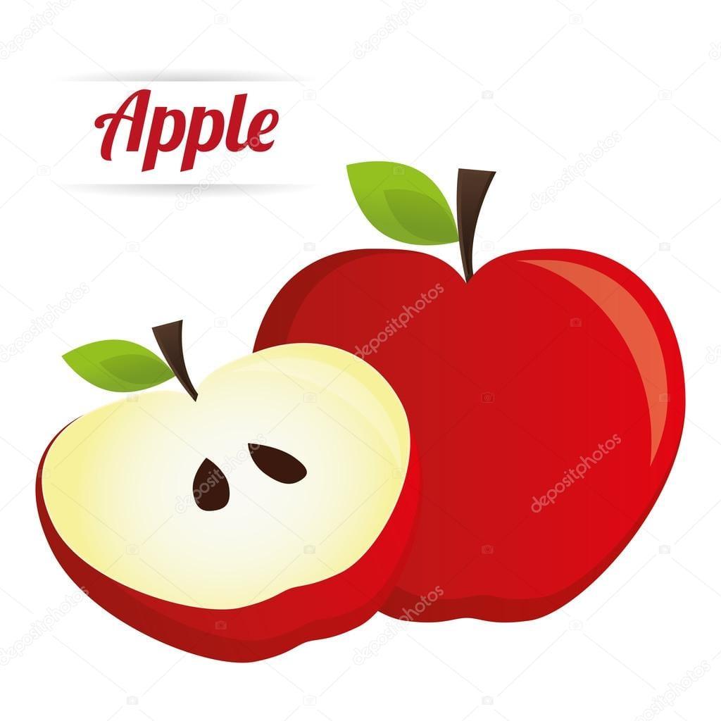 Desenho De Frutas — Vetores De Stock © Djv  67997163