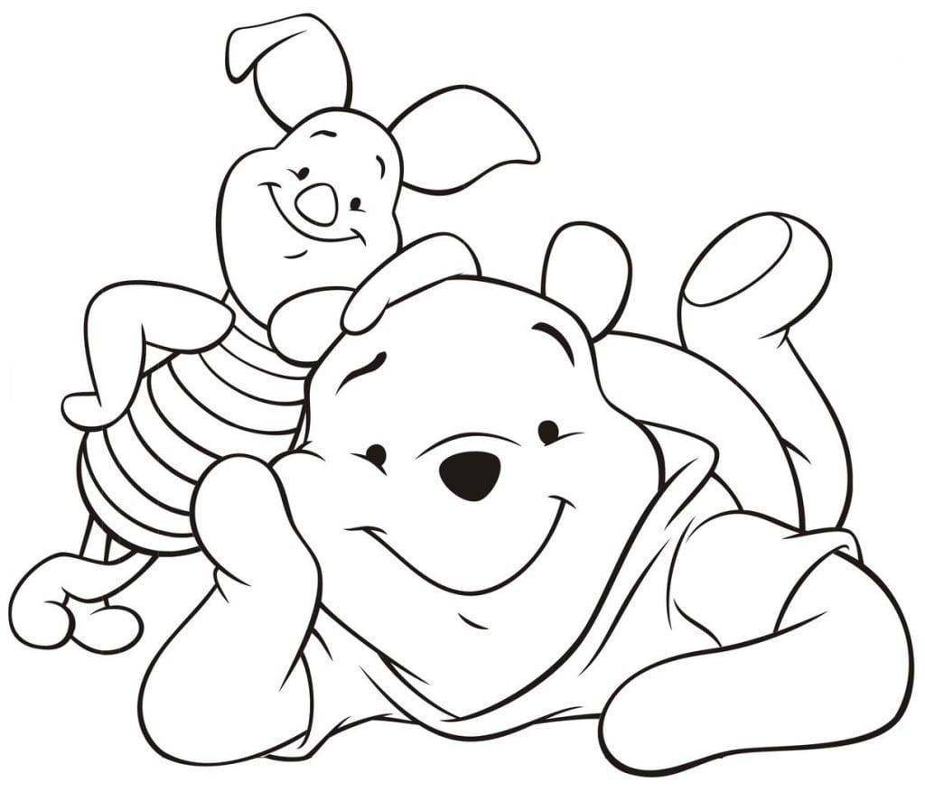 Desenhos Do Ursinho Pooh Para Imprimir – Pampekids Net