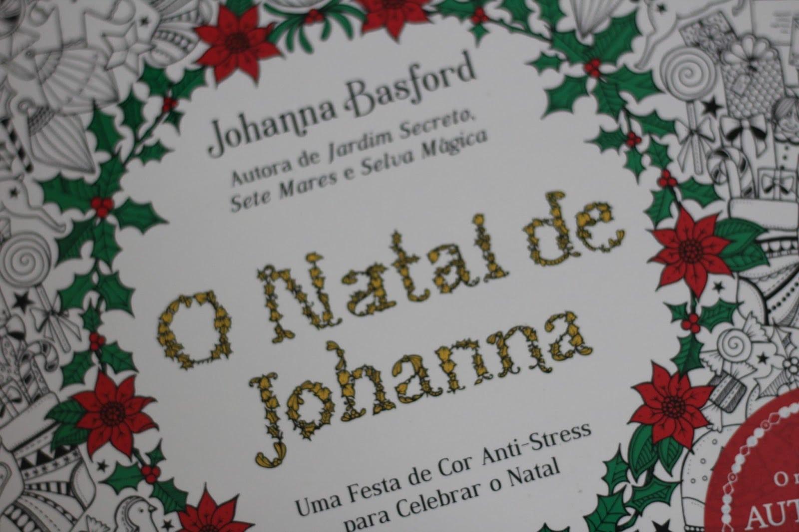 Natal Presentes Com Pi On Johanna Basford Johannas Christmas By