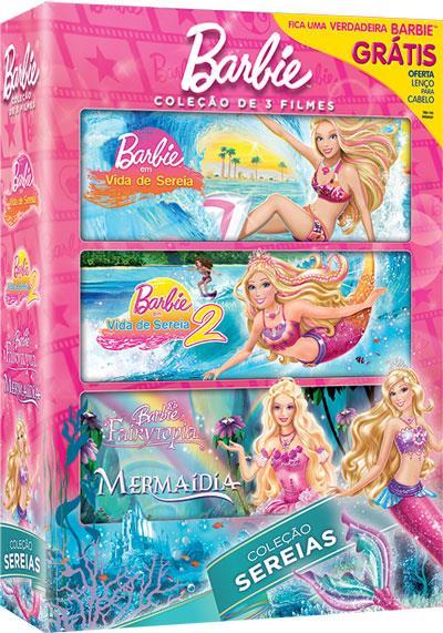 Filme Barbie Vida De Sereia 2 Online