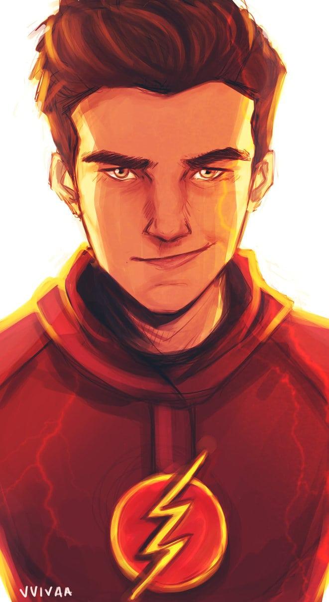 The Flash By Vvivaa On Deviantart
