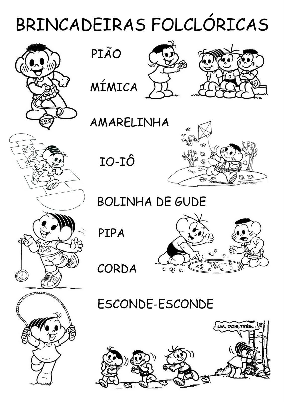 Aprender, Criar E Ensinar  Livro Do Folclore Brasileiro