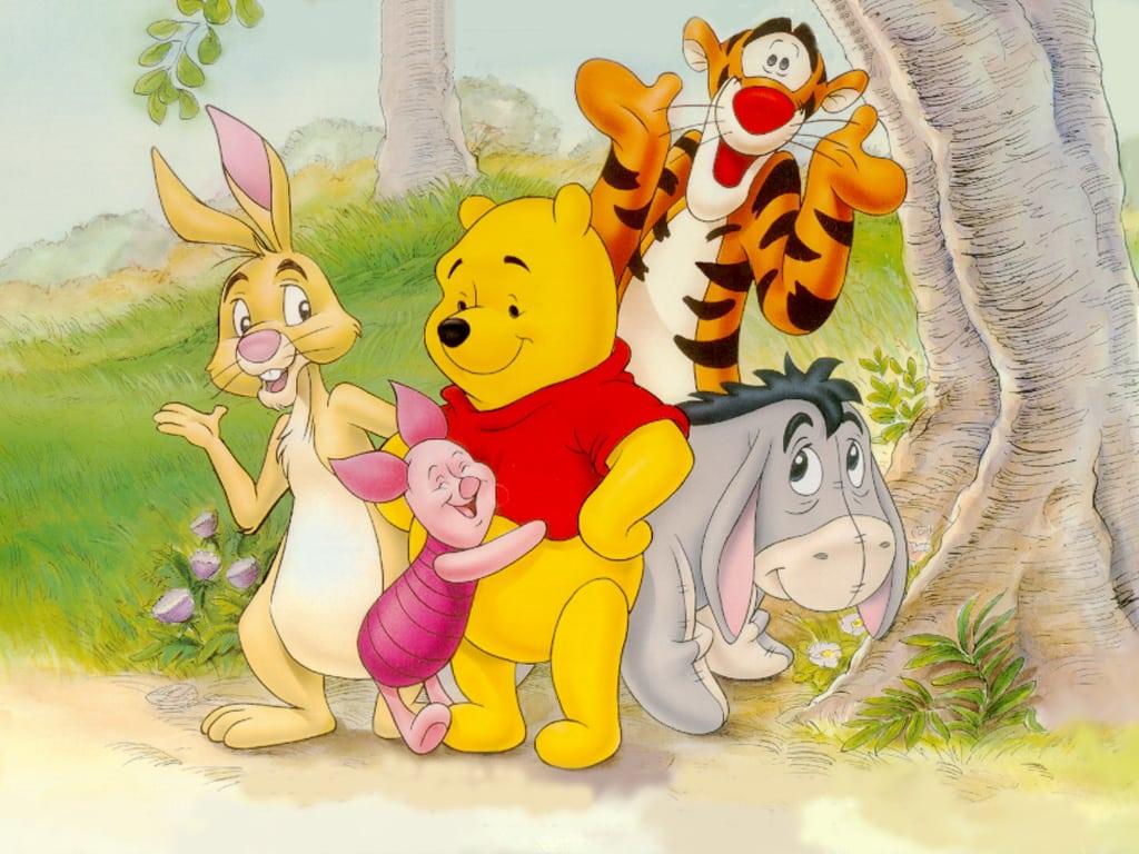 Os Personagens De Ursinho Pooh Representam Distúrbios Psicológicos