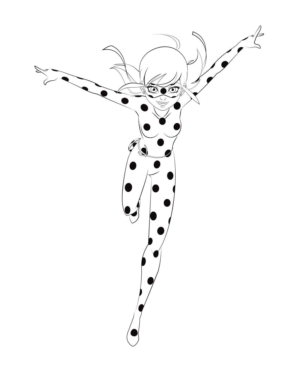 Miraculous Lady Bug E Cat Noir