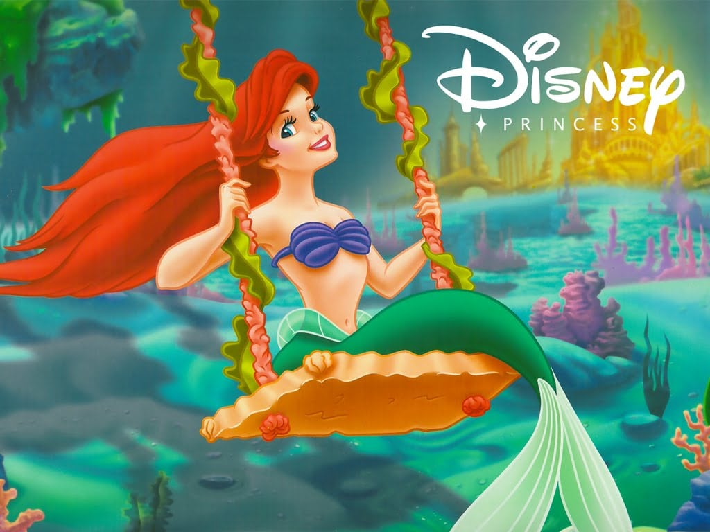 Disney Princesa Ariel