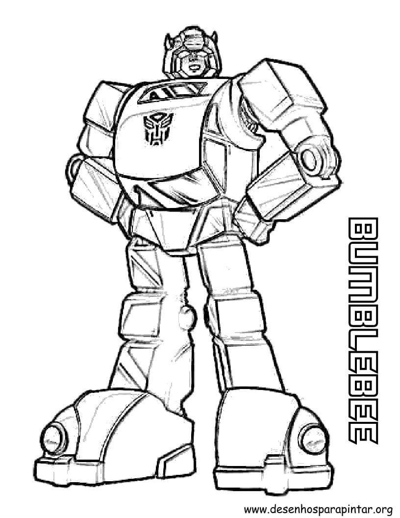 Transformers Personagens Desenho